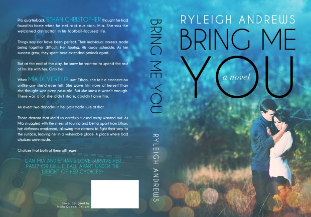 Bring Me You Full Jacket Cover